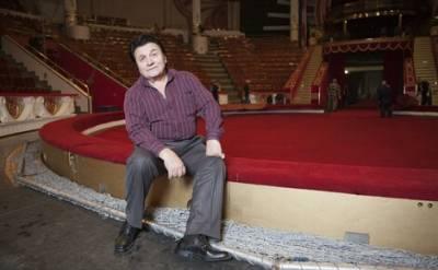 В Москве на 76-ом году жизни от коронавируса скончался известный дрессировщик хищников Михаил Богдасаров