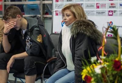 Буянова отказалась работать с Розановым, который ушёл от Тутберидзе