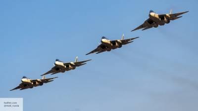 В США объяснили, чем опасен российский Су-57 для американских «кузенов»