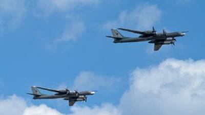 """Американский аналитик рассказал, как российские Ту-95 """"напрягают"""" ВВС США в Арктике"""
