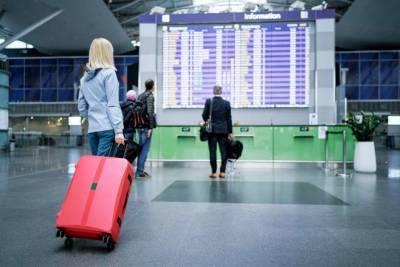 Пограничники назвали самое популярное направление для зарубежных поездок украинцев