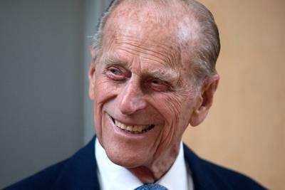 Раскрыта официальная причина смерти принца Филиппа