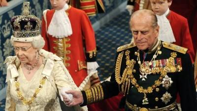 Названа официальная причина смерти 99-летнего принца Филиппа