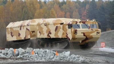 """В Японии перечислили преимущества российских """"снежных крейсеров"""""""