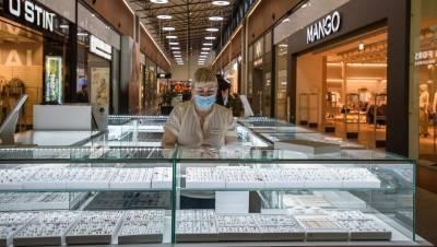 Ювелирный рынок Петербурга показал рост после рекордного падения