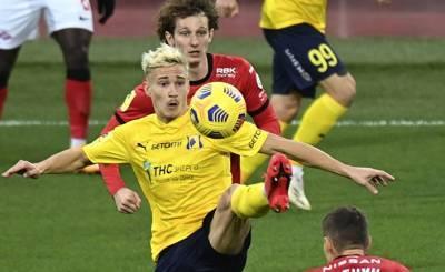 Шведский футболист: жизнь в России помогла мне вырасти как человеку (Fotbollskanalen, Швеция)