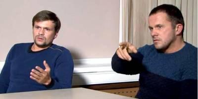 «Петров и Боширов в Кремле»: Песков заявил, что ничего не знает о новых должностях шпионов ГРУ