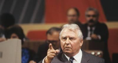 На 101-м году жизни скончался бывший секретарь ЦК КПСС