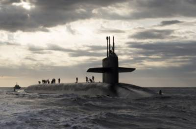 «Охотник за авианосцами»: В США рассказали о возможностях российской подлодки «Антей»