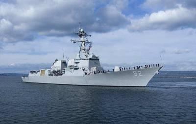 «Шабаш в Чёрном море»: Дандыкин заявил о попытке США переложить ответственность за провокации на РФ