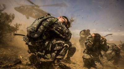 Военный эксперт указал на скрытую подоплеку учений армии США в Прибалтике
