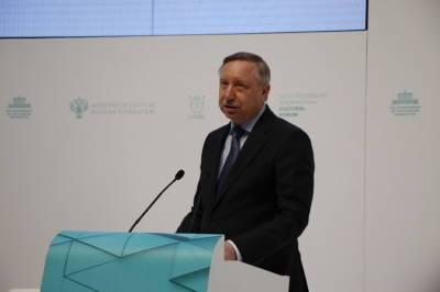 Власти Петербурга планируют подписать несколько соглашений на ПМЭФ