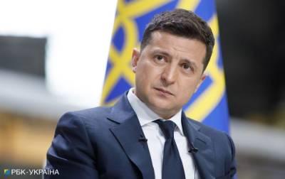Зеленский сообщил, когда может начаться полномасштабная война Украины и России
