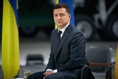 Зеленский назвал «Северный поток-2» российским козырем против Украины