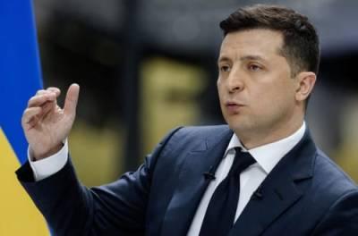 """Зеленский хочет новый формат переговоров, где будут Донбасс, Крым и """"Северный поток-2"""""""