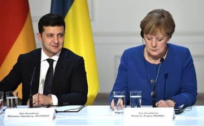 Зеленский высказался о помощи Германии Украине: «То, что они делают для нас, они делают для себя»
