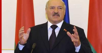 Лукашенко подтвердил договоренность с Россией по поставкам нефти на фоне санкций Запада