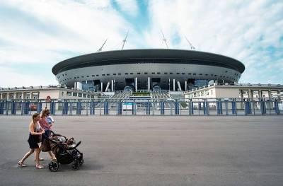 Петербургский стадион разрешили заполнять на 50% на матчи Евро-2020