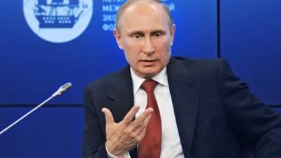 Путин расскажет о перспективах социально-экономического развития во время ПМЭФ