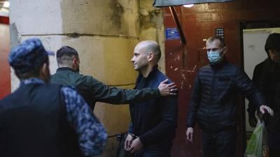 """Разгром """"Открытой России"""": экс-директора организации вывезли в Краснодар"""