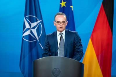 Германия призвала НАТО нарастить «политические мускулы»