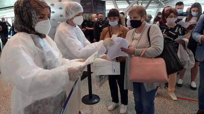 Россия восстанавливает авиасообщение с 8 странами