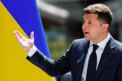 Зеленский предложил новый формат переговоров по Крыму и Донбассу
