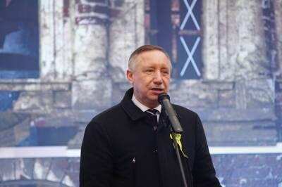 Беглов выступил на открытии «Лагеря настоящих Героев» в Кронштадте