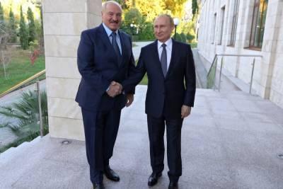 Путин и Лукашенко обсудили вопрос открытия авиарейсов в Крым
