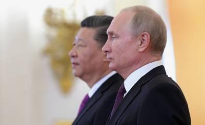 Сингапурские СМИ: «танец» России и Китая все больше тревожит США (Хуаньцю шибао, Китай)