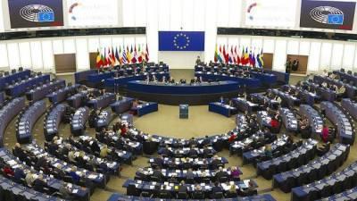 Европарламент намерен призвать к новым санкциям против России