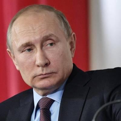 Путин сравнил законопроект о коренных народов Украины с нацистской политикой