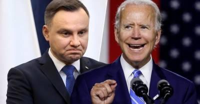 СМИ: Польша добивается встречи Байдена и Дуды до саммита с Путиным