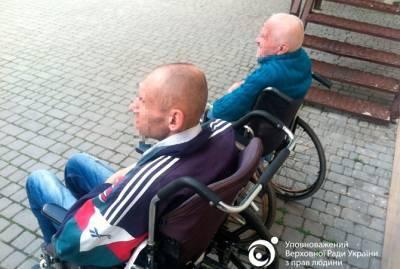 Омбудсмен Денисова рассказала об инвалидах, обнаруженных на одном из кладбищ Одессы