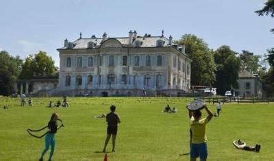 Названо место встречи Путина и Байдена в Женеве