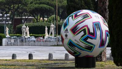 Рим ждет старта Евро-2020