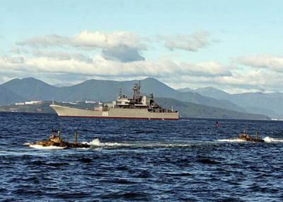Россия начала крупнейшие с советских времен военные учения в Тихом океане