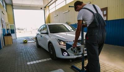 В МВД предложили сделать добровольным техосмотр личных автомобилей