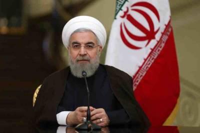 Президент Ирана отметил важность двустороннего сотрудничества с Россией