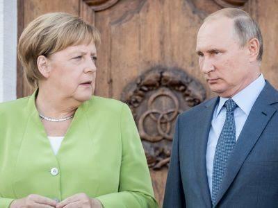 Жители омской деревни с немецкими корнями обратились к Ангеле Меркель из-за дороги