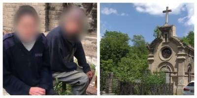 Людей с инвалидностью выбросили из диспансера на кладбище: скандал в украинском центре