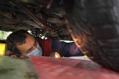 В Госдуме оценили предложение МВД сделать техосмотр автомобилей необязательным
