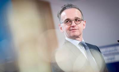Süddeutsche Zeitung (Германия): Маас хочет стать посредником между Россией и Украиной