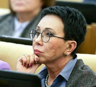 Депутат Лариса Кармазина назвала причину смерти Ларисы Шойгу