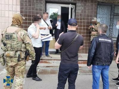 СБУ разоблачила руководителей предприятия Минобороны на хищении государственных средств