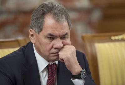 Страшная весть пришла к Шойгу из российской Госдумы