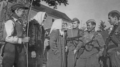 Минобороны РФ обнародовало документы об освобождении Литвы от фашистов