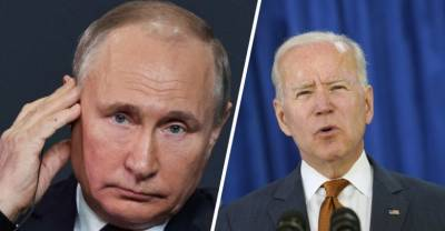 """""""Разорвёт на части, как жареного цыплёнка"""": Американцы предрекли Байдену провал на встрече с Путиным"""