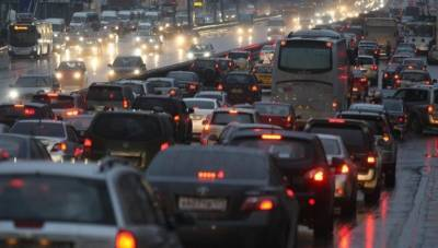 Пробки в Одессе 11 июня – затор с Котовского почти до самого моста
