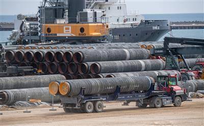 """США продолжат принимать меры против участников проекта """"Северный поток 2"""" - госдеп"""
